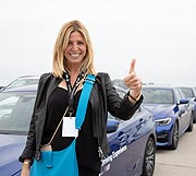 4. BMW Ladies Day 2019: Katerina Schröder (©Foto: BMW)